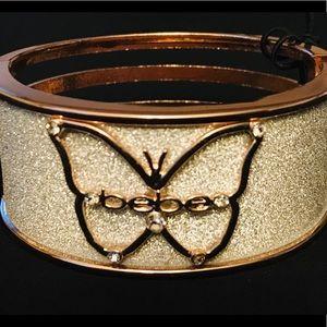 Bebe Rose Gold Bracelet